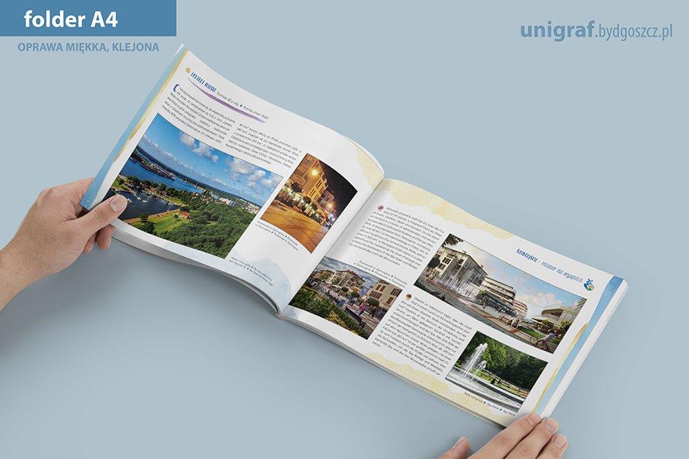 Folder miasta Świnoujście