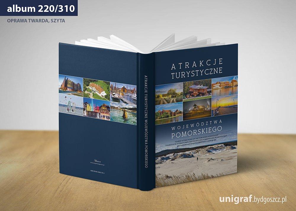 Album Atrakcje Turystyczne Województwa Pomorskiego